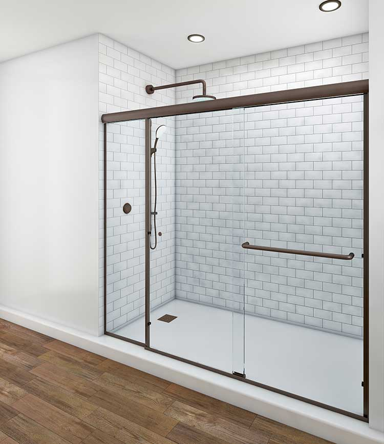 2.Platinum-SHOWER-WITH-PANEL--IN-LINE_STRIPPED-DOWN---ANGLE-1_ROMAN-BRONZE-750-1