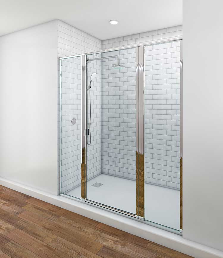 5.CLASSIC-SWING-DOOR-WITH-2-IN-LINE-PANEL__STRIPPED-DOWN---ANGLE-1_SHINY-CHROME-750-1