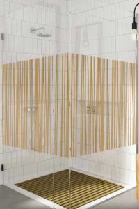 Digitally Printed Glass Interior