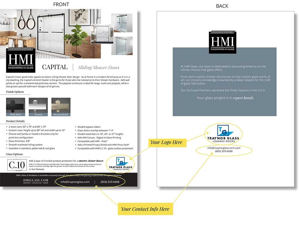EP Brochure Directional