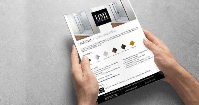 Marketing Brochures Deskttop